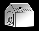 Dog House, Stainless