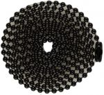 Black Oxide 4.5 to 27 inch Ball Chain