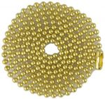 Brass 04.5 to 40 in. Ball Chain