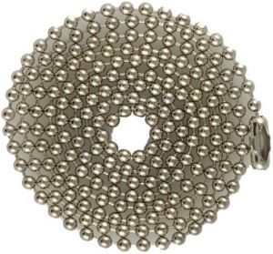 Sterling Silver 04.5 to 40 inch Ball Chain